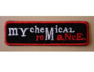 My Chemical Romance - Sew On Patch